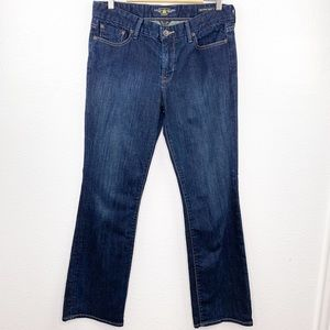 Lucky Brand The Sweet Jean Boot Size 10 / 30